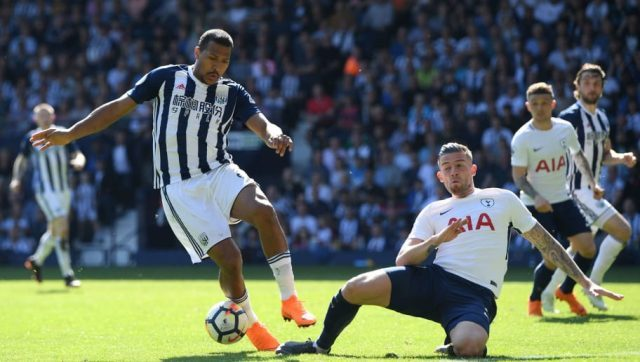 Leicester quyết thắng West Brom